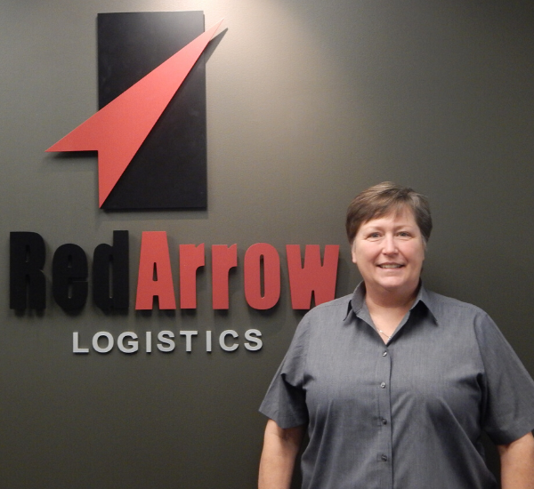 Liz Lasater, President and CEO | Red Arrow Logistics